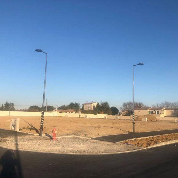 Terrain à construire 34500 Béziers