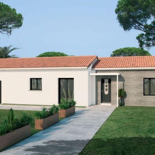 Villa neuve 90m2 4 pièces