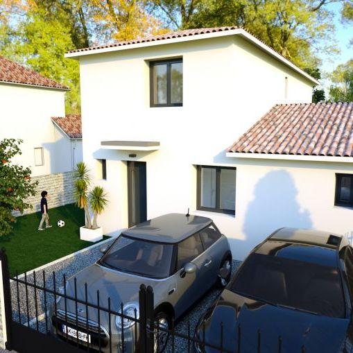 Villa neuve 90m2 contemporaine