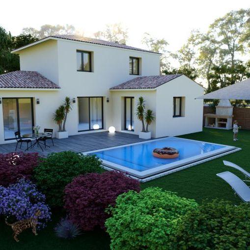 Villa contemporaine 100m2