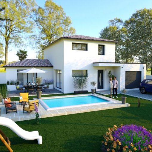 Villa neuve idéal premier achat 4 pièces 85m2