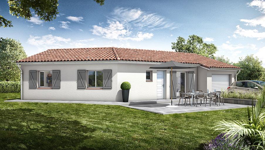 Tarn 81 terrains avec maison constructeur maison for Maison neuve prix constructeur