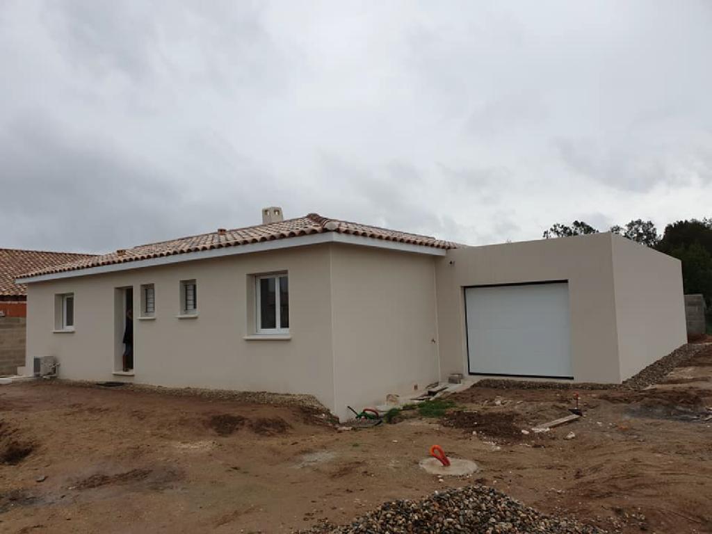 Maison plain-pied dans le secteur de Béziers