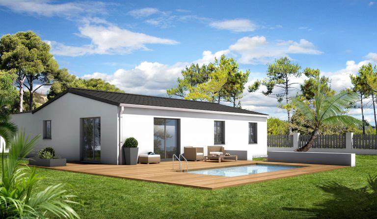 Laroque des Albères, dernière opportunité de réaliser votre villa en 4 faces.