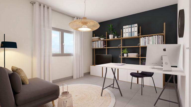 Wonder - Décoration bureau Maisons Bati-France