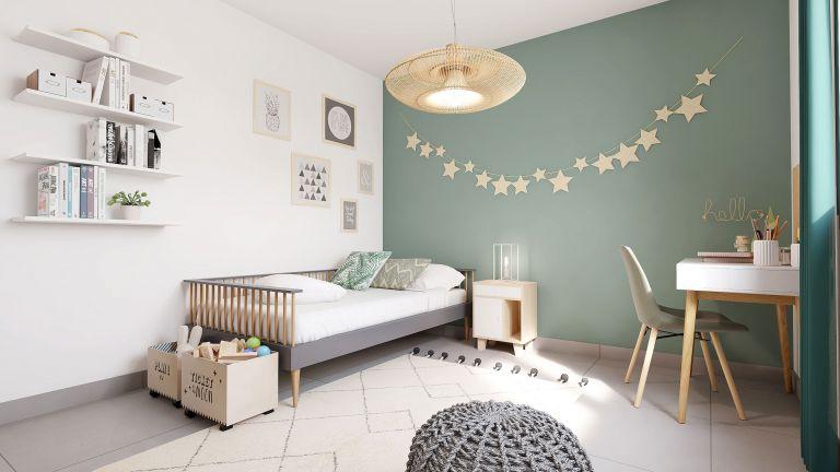 Wonder - Décoration chambre enfant Maisons Bati-France